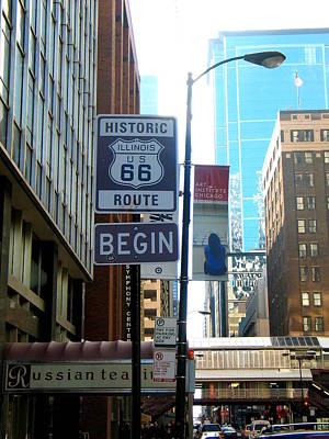 Route 66 Begin 3 Original