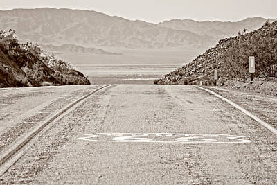 Photograph - Route 66 by Jim Thompson