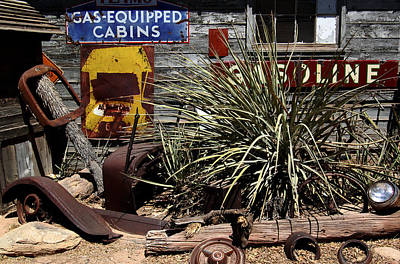 Photograph - Route 66 Outdoor by Leticia Latocki