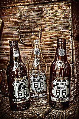 Photograph - Route Beer 66 by Ken Smith