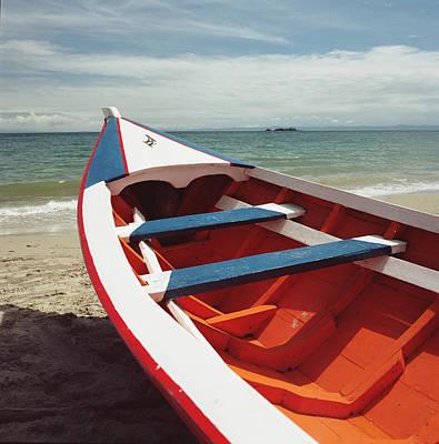 Row Boat Digital Art - Row Boat by Christopher McCartin