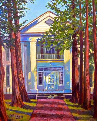 Painting - Rowan Oak by Jeanette Jarmon
