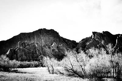 Photograph - Roxborough Terrain by Cheryl McClure