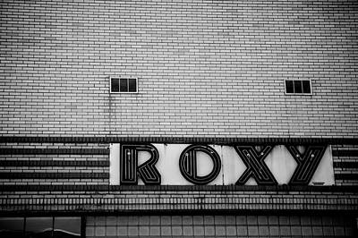 Roxy Photograph - Roxy's by Brandon Addis