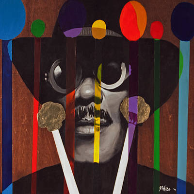 Painting - Roy Ayers by Jerome White