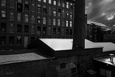 Photograph - Roy Hill Mill Lewiston Maine by Bob Orsillo
