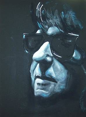 Pastel - Roy Orbison by Peter Suhocke