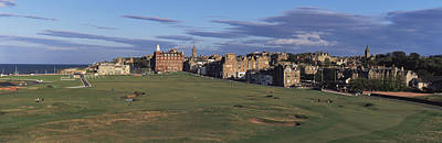 Photograph - Royal And Ancient G.c. Of St. Andrews by Stephen Szurlej