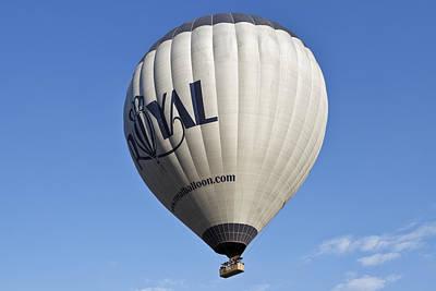 Royal Balloon Art Print