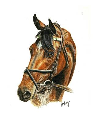 Royal Delta Art Print