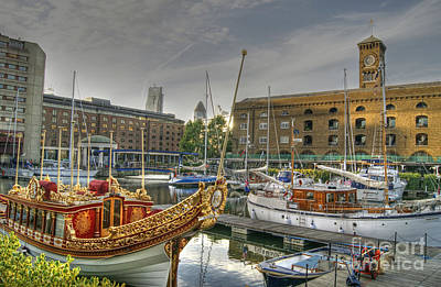 Er Photograph - Royal Gloriana by David Birchall