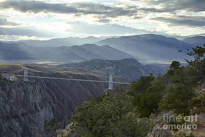 Canon City Photograph - Royal Gorge Bridge by Idaho Scenic Images Linda Lantzy