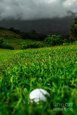 Photograph - Royal Hawaiian Golf by Angela DeFrias