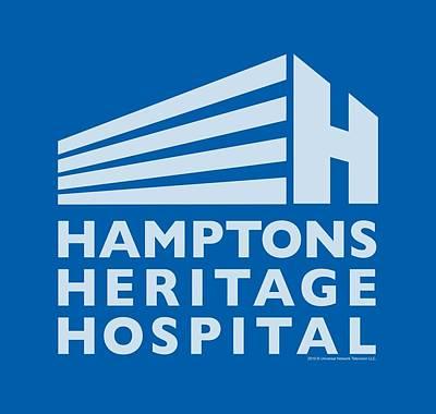 Hamptons Digital Art - Royal Pains - Hamptons Heritage by Brand A