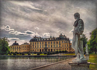 Photograph - Royal Palace by Hanny Heim