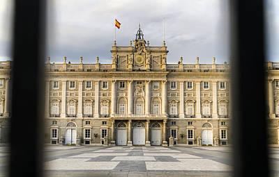 Photograph - Royal Palace by Pablo Lopez