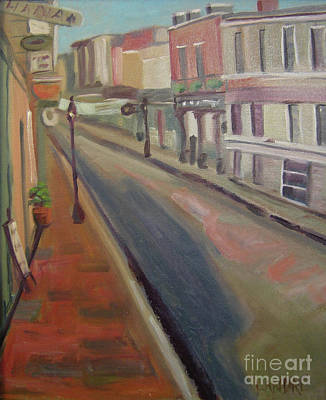 Painting - Royal Steet I by Lilibeth Andre
