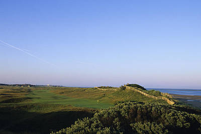 Photograph - Royal Troon Golf Club by Stephen Szurlej