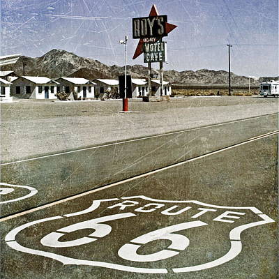 Photograph - Roy's At 66 by Ellen and Udo Klinkel