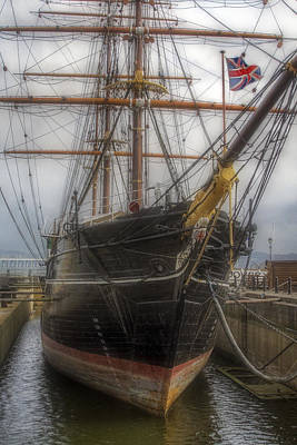 Photograph - Rss Discovery by Jason Politte