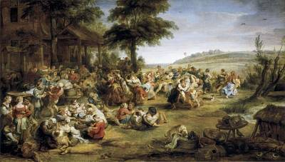 Rubens, Peter Paul 1577-1640. The Art Print by Everett