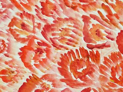 Rubicund Sea Art Print by Sonali Gangane