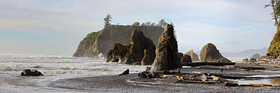 Photograph - Ruby Beach by David Andersen