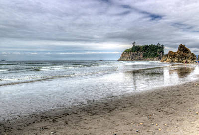 Photograph - Ruby Beach Summer by Heidi Smith