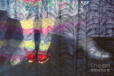 Photograph - ruby slippers - Ready To Go by Sharon Hudson