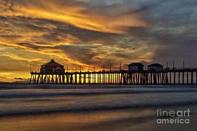 Ruby's At Surf City Art Print