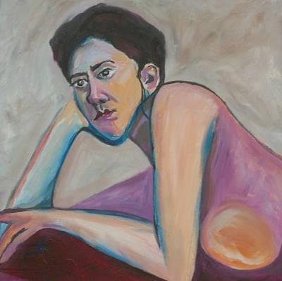 Rude Awakening Print by Esther Newman-Cohen