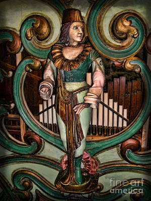 Photograph - Rudesheim Musical Cabinet by Joan  Minchak