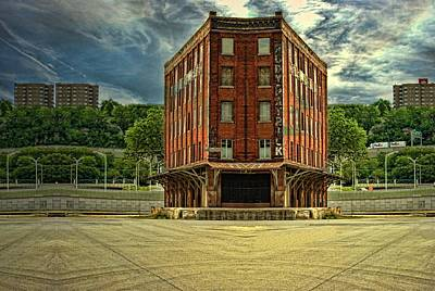Photograph - Rudypatrick Wholesale Seeds Building Kc by Tim McCullough