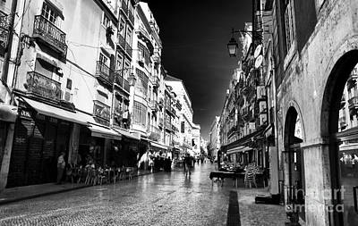 Photograph - Rue Augusta by John Rizzuto