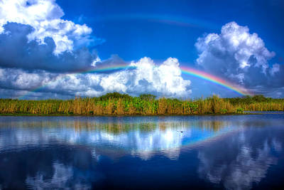 Photograph - Rue's Rainbow by Mark Andrew Thomas