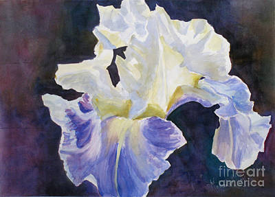 Fineartamerica.com Painting - Ruffles by Mohamed Hirji