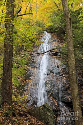 Photograph - Rufus Morgan Falls In North Carolina by Jill Lang