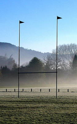 Photograph - Rugby Season by Guy Pettingell