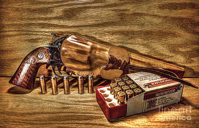 Photograph - Ruger Bisley by Paul Mashburn