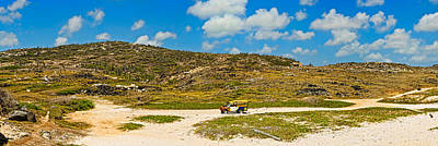 Aruba Photograph - Rugged Eastern Side Of An Island, Aruba by Panoramic Images