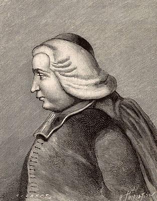 1787 Photograph - Ruggero Boscovich by Universal History Archive/uig