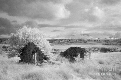 Photograph - Ruin Mount Ross Station Otago by Colin and Linda McKie