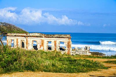 Aguadilla Photograph - Ruinas by Elena Cruz