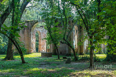 Photograph - Ruins by Dale Powell