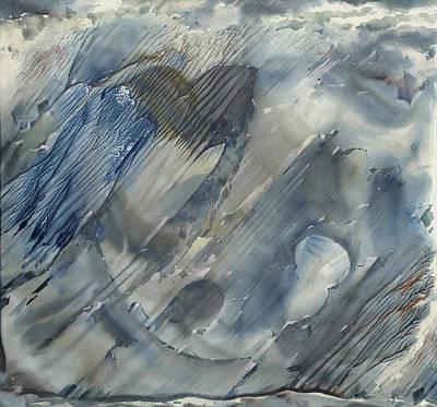 Painting - Ruins by Igor Khalandovskiy