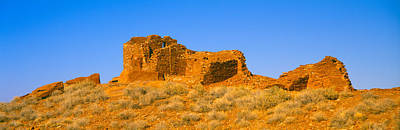Ruins Of 900 Year Old Hopi Village Art Print by Panoramic Images
