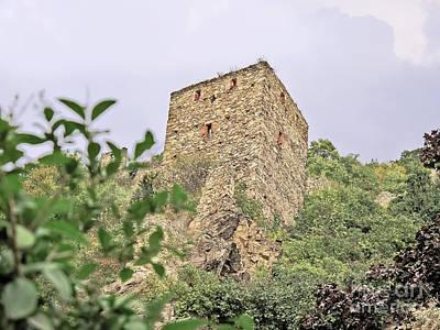 Photograph - Ruins Of Durnstein by Elvis Vaughn