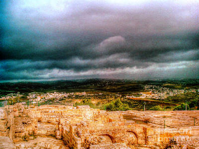 Photograph - Israel, Jerusalem  by Doc Braham