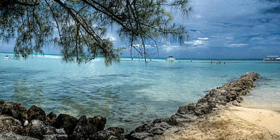 Photograph - Rum Point by Gordon Engebretson
