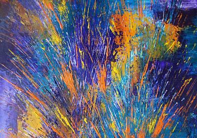 Painting - Rum Ta Ka by Kristine Bogdanovich